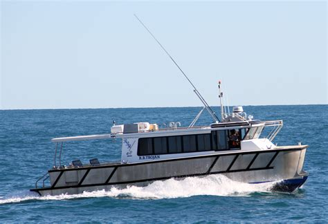 house boat builders aluminium boat builders queensland