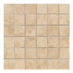 ceramic tile home depot daltile carano sandstone 12 in x 12 in x 8 mm ceramic