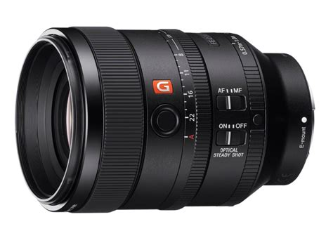 Sony Fe 100mm F 2 8 Stf Gm Oss sony reveals fe 100mm f 2 8 stf gm fe 85mm f 1 8 and hvl