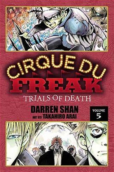 darren shan volume 12 cirque du freak trials of yen press extravaganza