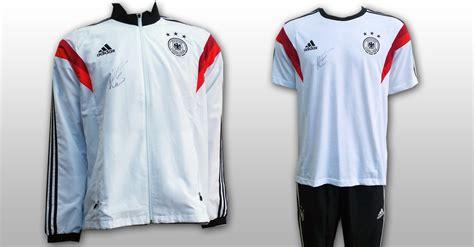 Tshirt Klose miroslav klose wm 2014 pr 228 sentationsanzug t shirt signiert