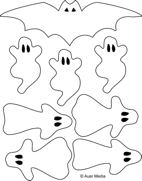 halloween coloring pages cutouts halloween coloring pages cut outs coloring pages
