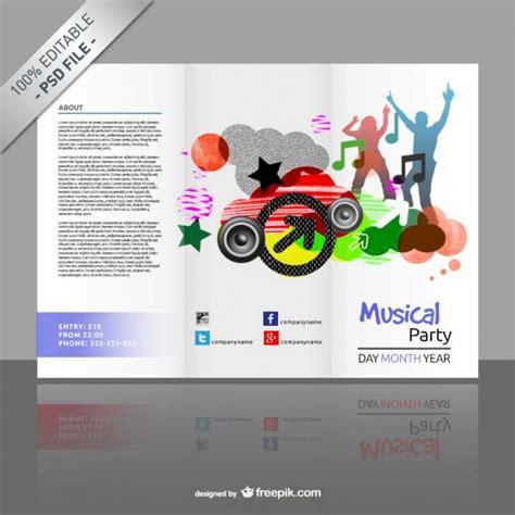 free editable templates for brochures brochure mock up psd editable template psd file free
