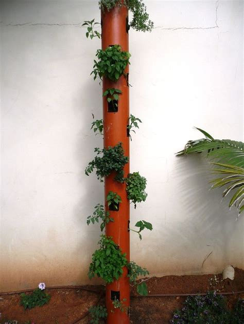 Diy Vertical Planter Gardening Pinterest Diy Vertical Planter