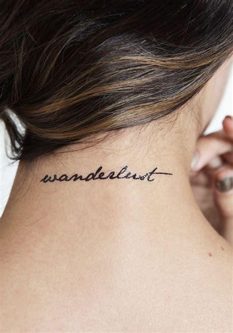 25 best ideas about wanderlust tattoos on pinterest