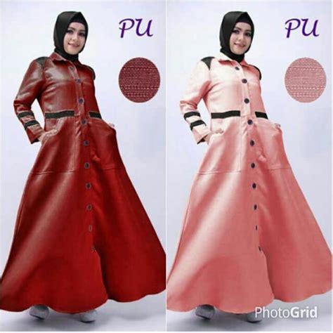 Dress Gamis Muslim Wanita Dahlia Maxy gamis remaja modis b053 balotelli baju muslim modern murah