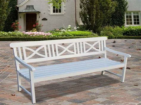 white wooden garden bench outdoor bench plans free outdoor plans diy shed wooden