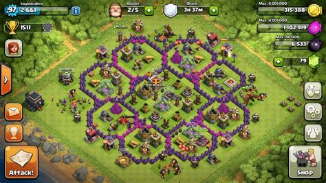 coc layout guide best base layouts clash of clans guide