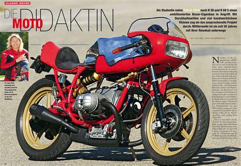 Motorrad Magazin Mo Ausgabe Nr 12 by Bmw Motorr 228 Der Ausgabe 48