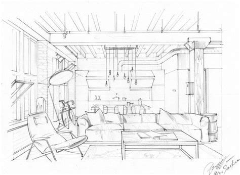 Best Studio C Sketches by 63 Best Sketching Perspective Drawing Images On