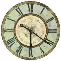Large Wall Clocks Antique Large Wall Clock Time