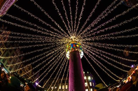 under the christmas lights the lights of the mainz market travel events culture tips for americans