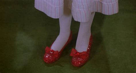 return to oz ruby slippers vintage pearl the review return to oz