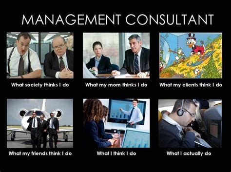 Consulting To Management managment consultant meme the sardonic management consultant