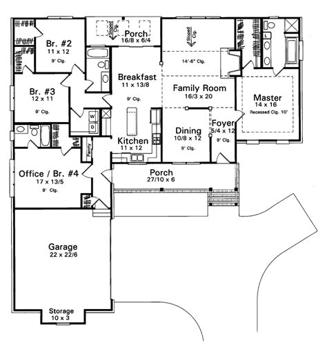 acadian style floor plans acadian style house plans 653385 open floor plan with