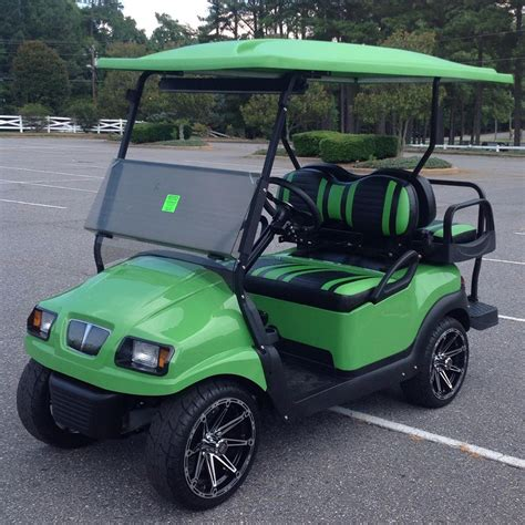 club car new club car golf cars at race city golf cars race city