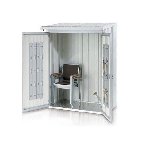porte da giardino set di porte per legnaia in metallo woodstock biohort