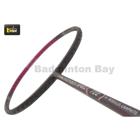 Raket Nano apacs nano fusion 722 speed pink matte 6u badminton racket