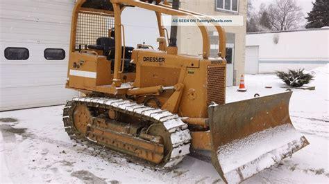 dresser td7h dozer cat komatsu deere bulldozer crawler