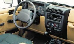 Jeep Wrangler Electrical Problems 2006 Jeep Wrangler Electrical Problems And Repair