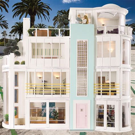 the doll house com the dolls house emporium malibu beach house kit