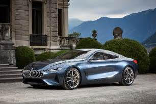 exclusive bmw 8 series concept drive automobile
