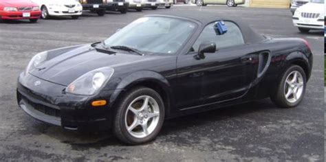 Toyota Spyder Price 2003 Toyota Mr2 Spyder Used Car Pricing Financing And