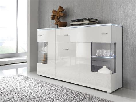 Wohnzimmer Tapeten Design 1035 by Kommode Wei 223 Hochglanz Mit Beleuchtung Haus Ideen