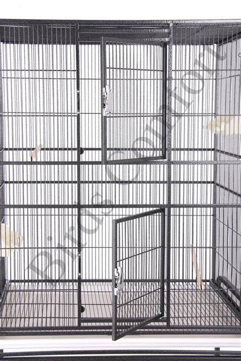 hq cages 13221a parrot bird cages 32x21flight cage toy