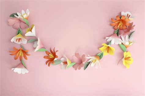 Paper Flower At Home - spoonflower de gestalte drucke und verkaufe