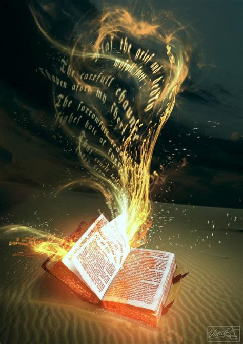 magics books surreal digital by max mitenkov and design