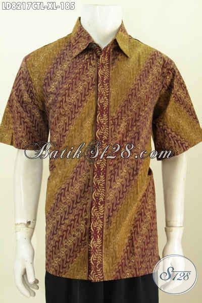 desain baju batik santai baju batik santai cocok untuk formal pakaian batik keren