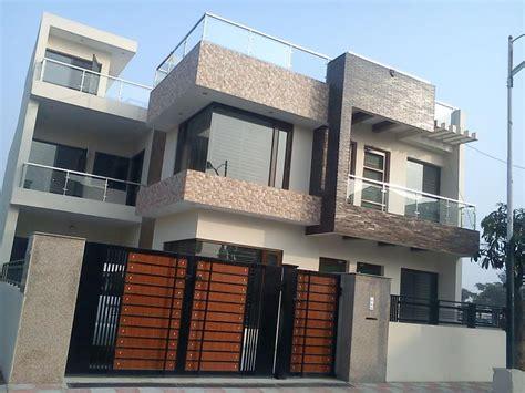 elevation design modern chandigarh studio design