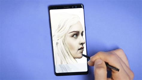 Galaxy Note 8 Sketches by Galaxy Note 8 Tips And Tricks