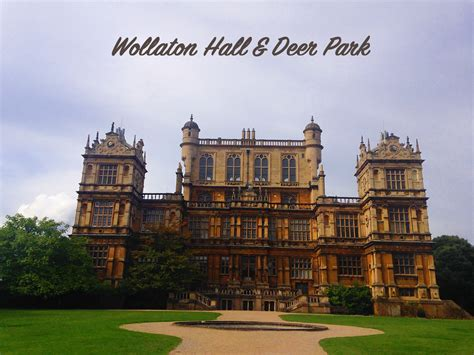 Address Search By Name Uk Wollaton Deer Park Nottingham Uk Sightseeing With Steff
