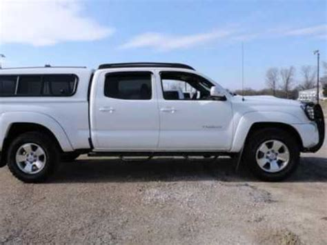 tacoma double cab long bed 2012 toyota tacoma 4wd double cab long bed v6 automatic