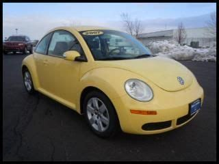 how petrol cars work 2007 volkswagen new beetle interior lighting buy used 2007 volkswagen beetle coupe manual leather aluminium wheels fuel effecient in
