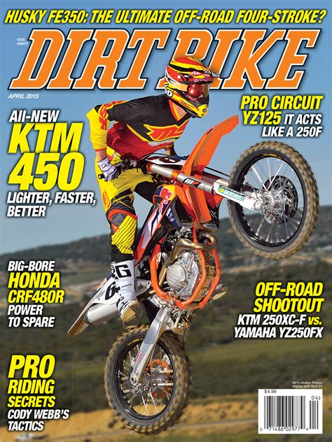 motocross magazine dirt bike magazine