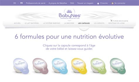 Nestle's BabyNes: The Keurig for baby formula not in Canada or USA yet