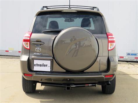 Toyota Rav4 Trailer Hitch Trailer Hitch For 2012 Toyota Rav4 Curt C13149