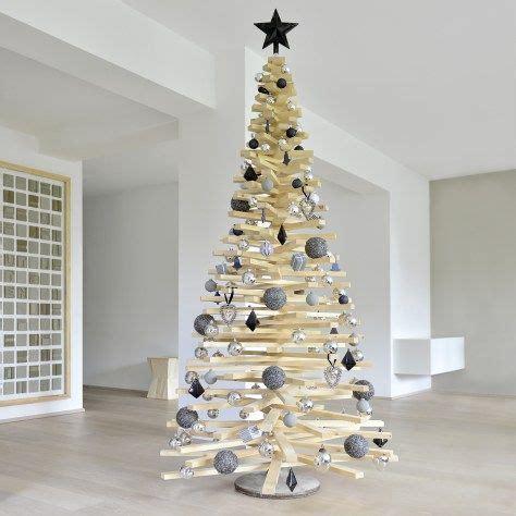 die 25 besten ideen zu weihnachtsbaum holz auf pinterest