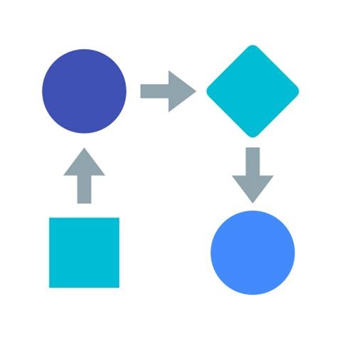 icon design workflow workflow icon free download at icons8