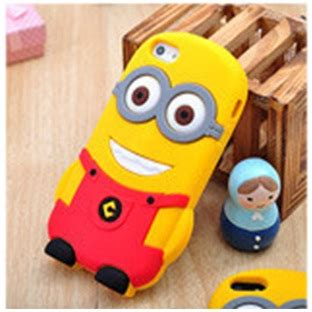 Minion Despicable Me Tpu For Galaxy S5 Purple Minion Despicable Me Tpu For Iphone 5 5s Se