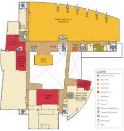 unlv map unlv libraries lied library floor plans third floor