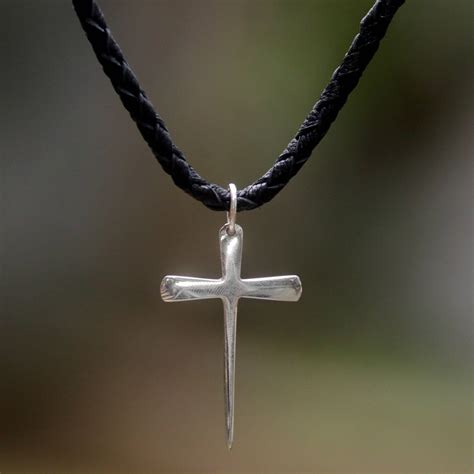 Cross Necklace cool cross necklaces for guys www imgkid the image