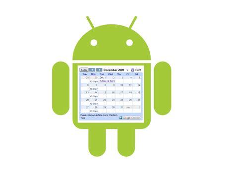 android libre las mejores agendas y calendarios para android el androide libre