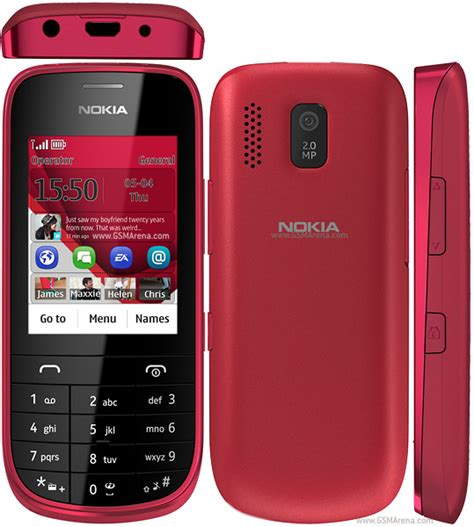 Hp Nokia Asha E63 nokia asha 203 pictures official photos