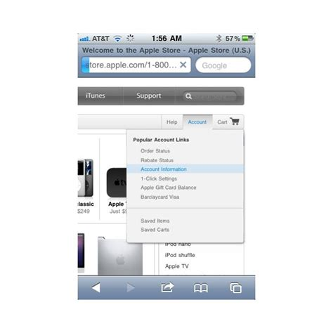 how to check safari history on iphone how to look at a history of iphone app store purchases on safari or itunes