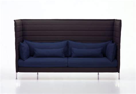 vitra alcove sofa alcove highback sofa by vitra stylepark