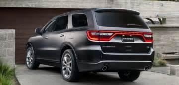 new dodge durango sways minivan buyers with style